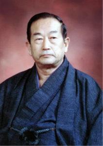 Master Masatoshi Nakayama