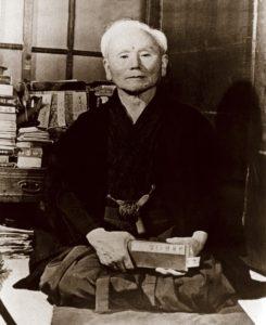 Funakoshi Sensei Gichin Funakoshi